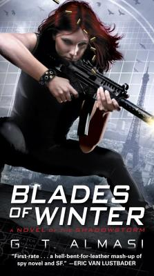 Blades of Winter: A Novel of the Shadowstorm Cover Image