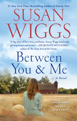 Between You and Me: A Novel Cover Image