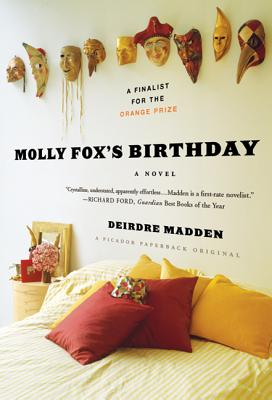 Molly Fox's Birthday Cover