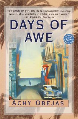 Days of Awe Cover