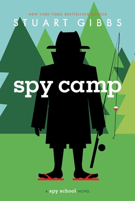 Spy Camp (Spy School) Cover Image
