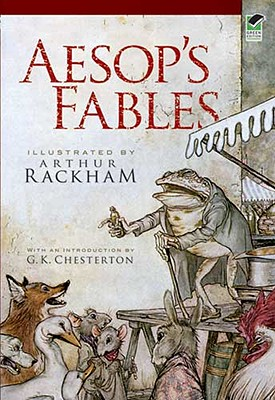 Aesop's Fables (Dover Children's Classics) Cover Image
