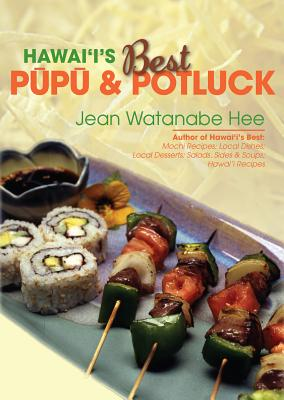 Hawaii's Best Pupu and Potluck Cover Image