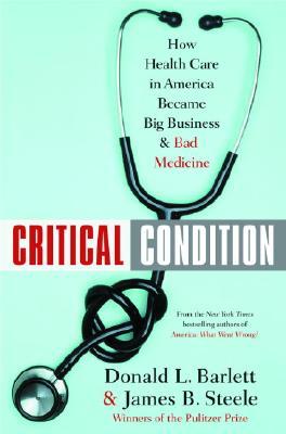 Critical Condition Cover