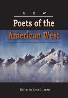 Cover for New Poets of the American West
