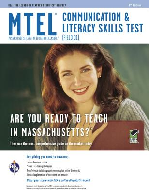 Cover for MTEL Communication & Literacy Skills Test