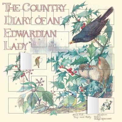 The Country Diary of an Edwardian Lady Advent Calendar Cover Image