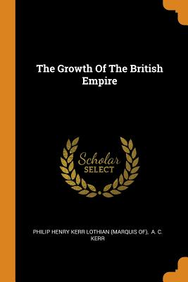 The Growth of the British Empire Cover Image