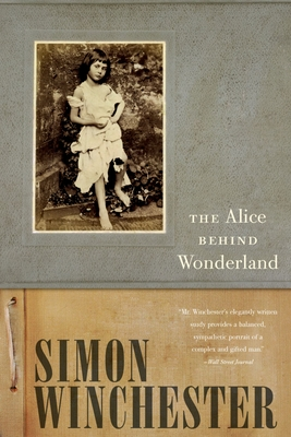 Alice Behind Wonderland Cover Image