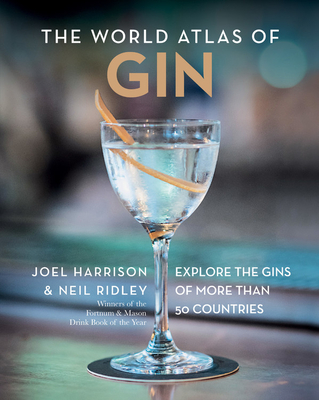 The World Atlas of Gin Cover Image