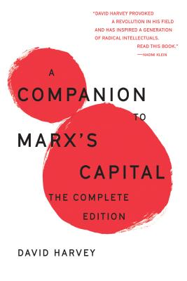 A Companion To Marx's Capital: The Complete Edition Cover Image