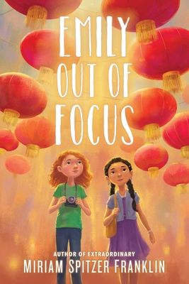 Cover for Emily Out of Focus
