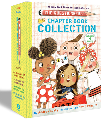 Questioneers Chapter Book Collection Cover Image