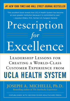 Prescription for Excellence Cover