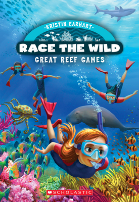 Great Reef Games (Race the Wild #2) Cover Image