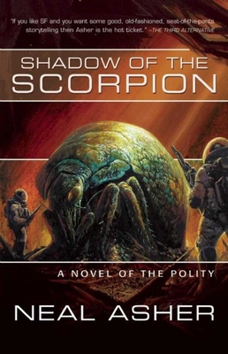 Shadow of the Scorpion: A Novel of the Polity Cover Image