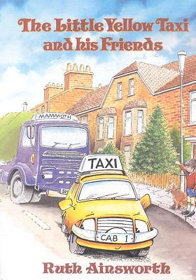 The Little Yellow Taxi His Friends Cover Image