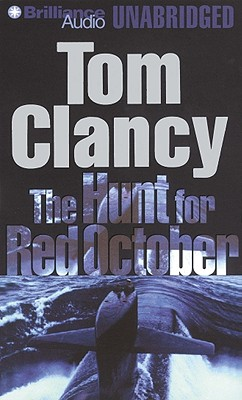 The Hunt for Red October (Jack Ryan Novels) Cover Image