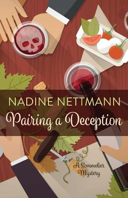 Pairing a Deception (Sommelier Mystery) Cover Image
