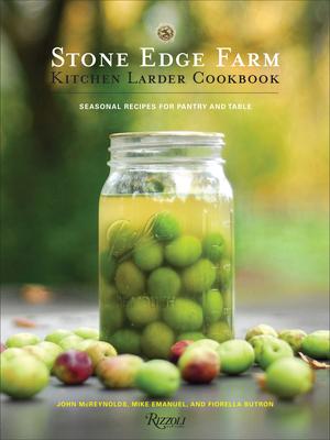 Stone Edge Farm Kitchen Larder Cookbook Cover Image