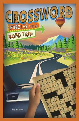Cover for Crossword Puzzles for a Road Trip, 7