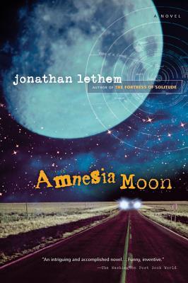 Amnesia Moon Cover