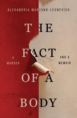 Cover of The Fact of a Body