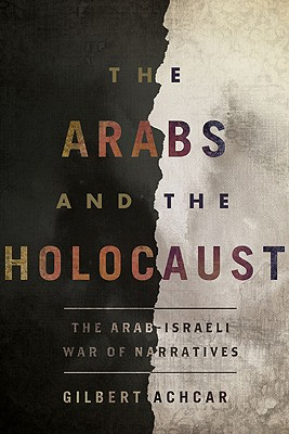 The Arabs and the Holocaust Cover