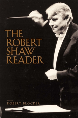 The Robert Shaw Reader Cover