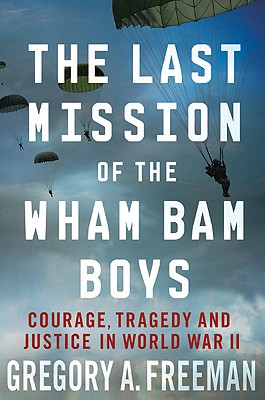 The Last Mission of the Wham Bam Boys Cover