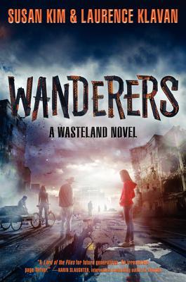 Wanderers (Wasteland #2) Cover Image