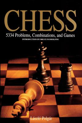 Chess: 5334 Problems, Combinations and Games Cover Image
