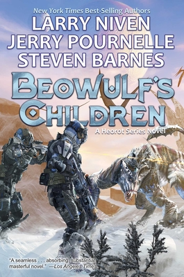Cover for Beowulf's Children (Heorot Series #2)
