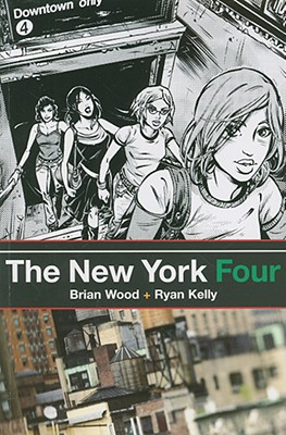 The New York Four Cover