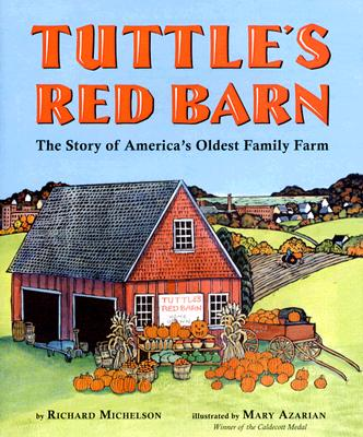 Tuttle's Red Barn Cover