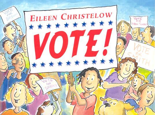 Vote! Cover