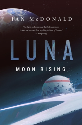 Luna: Moon Rising Cover Image