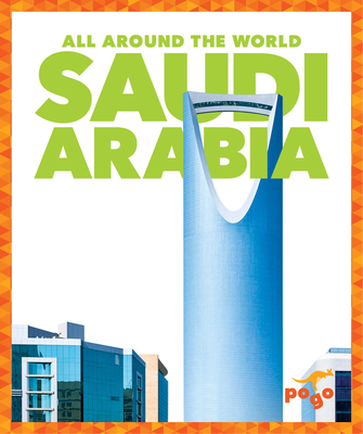 Saudi Arabia (All Around the World) Cover Image