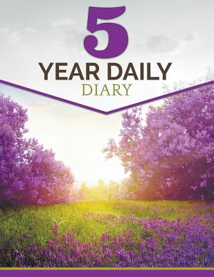 5 Year Daily Diary Cover Image