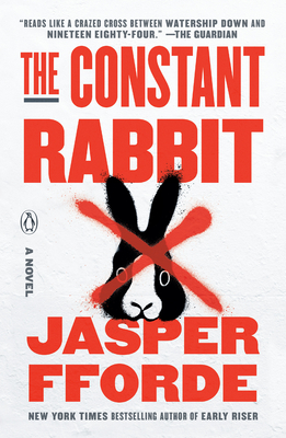 The Constant Rabbit: A Novel Cover Image