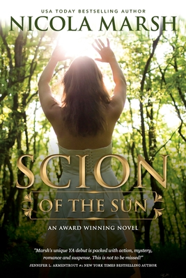 Cover for Scion of the Sun