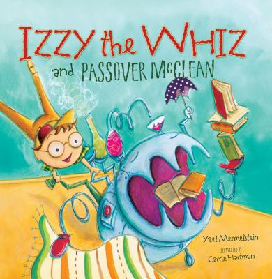 Izzy the Whiz and Passover McClean Cover