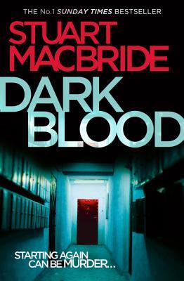 Dark Blood (Logan McRae, Book 6) Cover Image