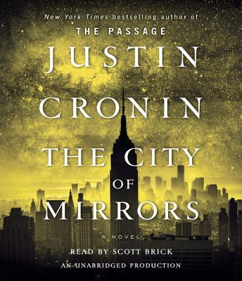 The City of Mirrors: A Novel (Book Three of The Passage Trilogy) Cover Image