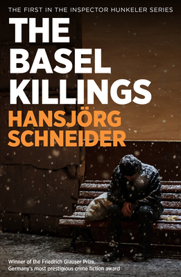 Cover for The Basel Killings