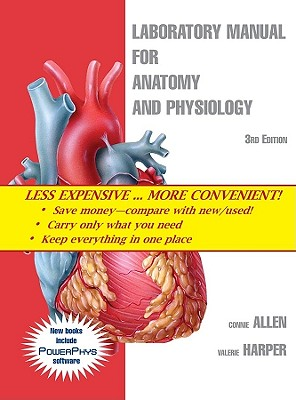 Laboratory Manual for Anatomy and Physiology 3rd Edition Binder Ready Version Cover Image