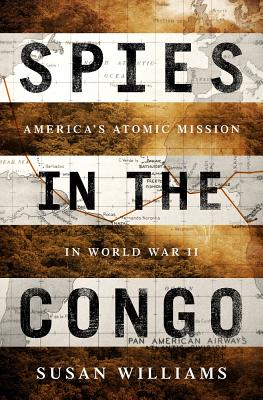 Cover for Spies in the Congo
