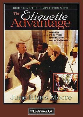 The Etiquette Advantage Cover