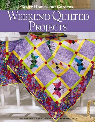 Weekend Quilted Projects Cover