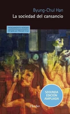 La Sociedad del Cansancio Cover Image